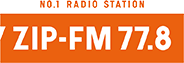 No.1 RADIO STATION ZIP-FM